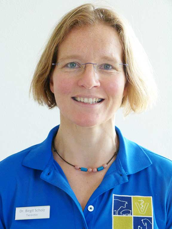 Dr. med. vet. Birgit Scholz