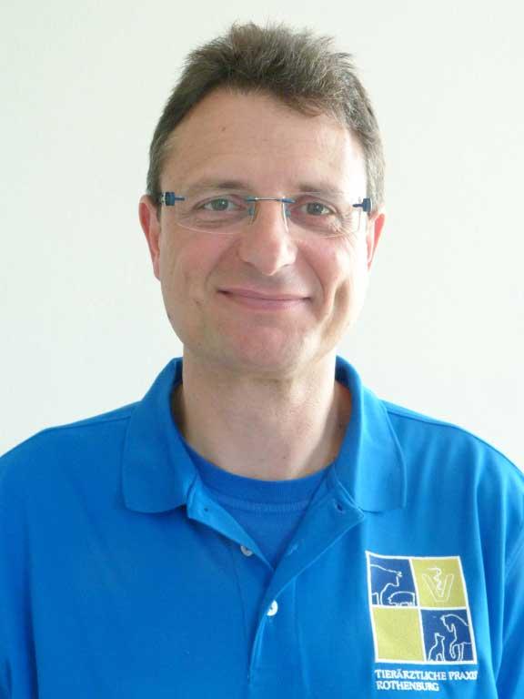 Dr. med. vet. Stefan Scholz