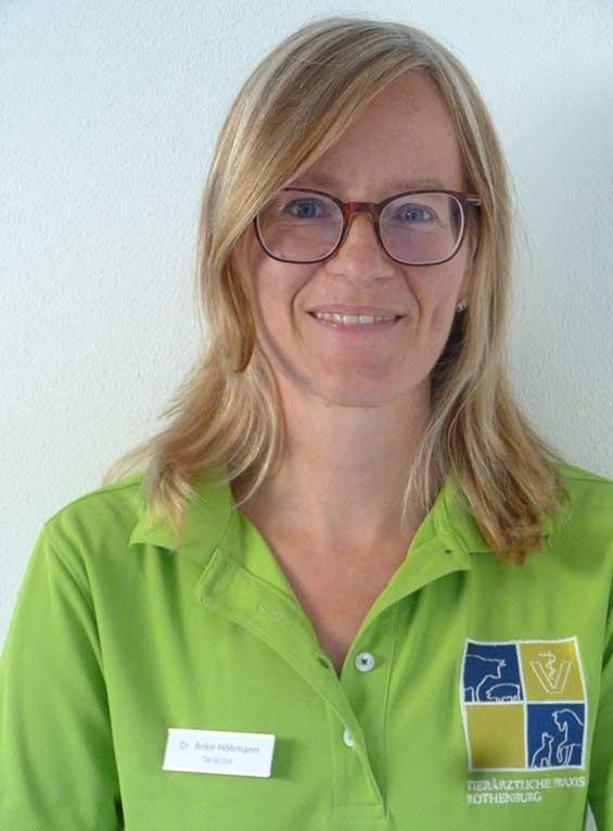 Dr. med. vet. Anke Höhmann